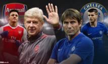 Chelsea 0-0 Arsenal: David Luiz nhận thẻ đỏ, Mustafi không được công nhận bàn thắng