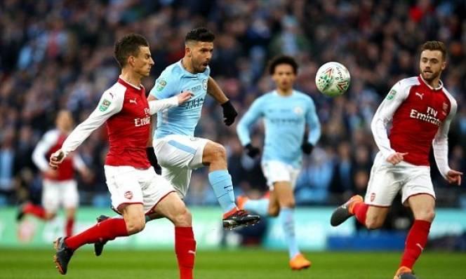 Kết quả Man City - Arsenal: Nghiền nát