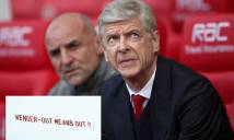 Thủ thành thừa nhận Arsenal thi đấu kém cỏi vì Wenger
