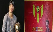 Điểm tin chiều 24/3: Neymar sẽ giành QBV; Phát hiện1,4 tấn ma túy có in hình Messi