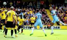 Nhận định Watford vs Man City 21h00, 16/09 (Vòng 5 - Ngoại hạng Anh)