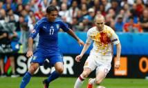 Nhận định Tây Ban Nha vs Italia 01h45, 03/09 (Vòng loại World Cup 2018 khu vực Châu Âu)