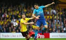 Xem TRỰC TIẾP, link sopcast Arsenal vs Watford, 20h30 ngày 11/3, vòng 30 Ngoại hạng Anh