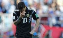 'Messi đá hỏng phạt đền, Ronaldo đã nheo mắt cười'