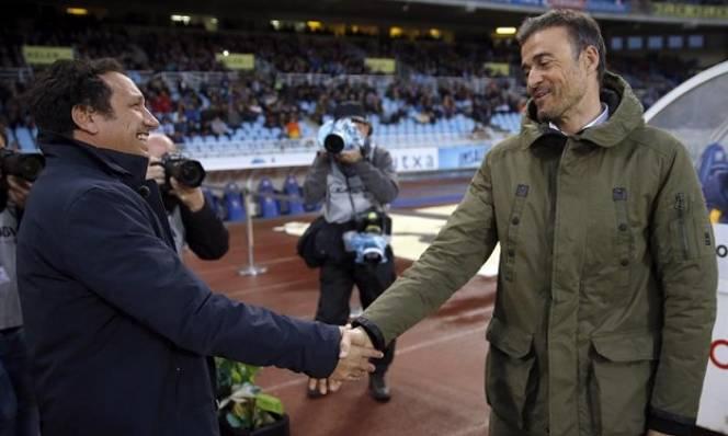 Enrique đã chọn được người kế nhiệm tại sân Nou Camp?