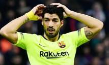 Valverde chẳng bận tâm dù Suarez 'tịt ngòi' ở Champions League