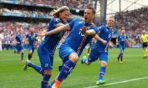Iceland tiến nhanh, Việt Nam tụt hạng trên BXH FIFA