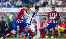 Nhận định Atletico Madrid vs Sociedad 22h15, 02/12 (Vòng 14 - VĐQG Tây Ban Nha)