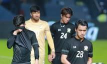 Thua kém U23 Việt Nam, người Thái quyết vô địch AFF Cup 2018 bằng mọi giá