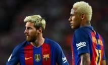TOP 10 cầu thủ đắt giá nhất: Messi sau Neymar, CR7 thứ 7