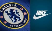 Chelsea để lộ mẫu áo đấu mùa 2017/18 với nhà tài trợ mới