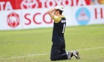 Đây mới là nguyên nhân thực sự cho sai lầm 'khó tin' của thủ môn CLB Thanh Hóa?