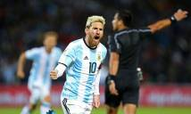 Argentina và hội chứng phụ thuộc Messi