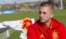 Bị so sánh với Messi, sao trẻ Tây Ban Nha tỏ ra hậm hực