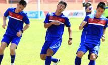 2 sao U20 Việt Nam không đạt yêu cầu về thể lực