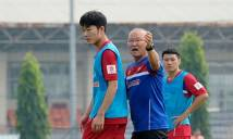 Học trò HLV Park Hang Seo nhận tin vui trước trận đấu với Afghanistan