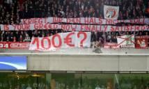 Quyết định kỳ lạ của UFFA dành cho các CĐV Bayern Munich