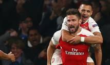 Siêu tiền đạo Arsenal gặp 'phốt' ở quê nhà
