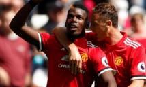 Điểm tin bóng đá quốc tế sáng 21/4: Pogba liên tục bị 'người nhà' chỉ trích