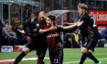 Bất ngờ đánh bại Juve, AC Milan tạm thời leo lên vị trí thứ 2 trên BXH