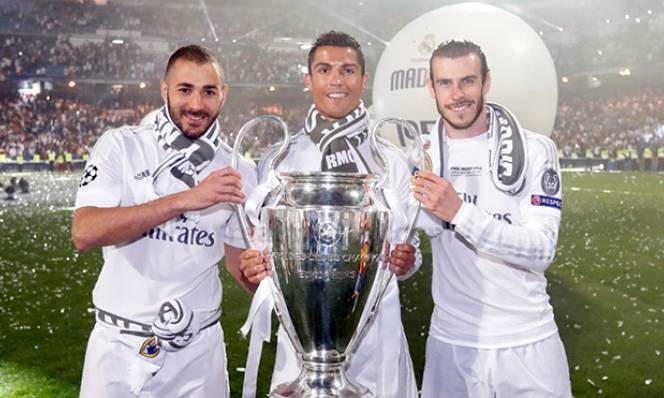 Ngày BBC tan vỡ, lỗi sẽ là của...Gareth Bale