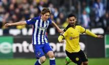 Dortmund vs Hertha Berlin, 01h30 ngày 15/10: Khó khăn gấp bội
