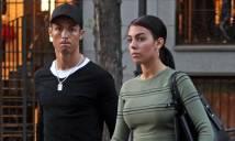 Ronaldo dính vận đen vì...bồ mới