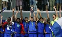 Pháp vô địch U19 châu Âu sau khi vượt qua Italia