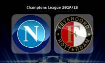 Nhận định Napoli vs Feyenoord 01h45, 27/09 (Vòng Bảng - Cúp C1 Châu Âu)