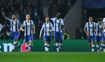 Vùi dập Leicester City, Porto đi tiếp với ngôi nhì bảng