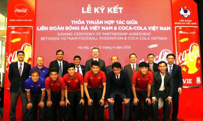 CHÍNH THỨC: VFF có đối tác tài trợ 'khủng' như của FIFA