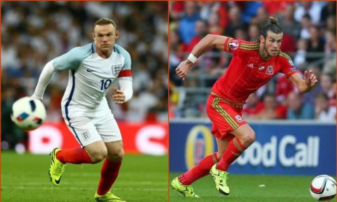 Anh vs Wales, 20h00 ngày 16/06