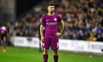 CHÍNH THỨC: FA ra phán quyết về hành vi phi thể thao của Aguero