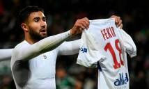 Nói lời tạm biệt CĐV Lyon, Nabil Fekir đặt vé sang Liverpool
