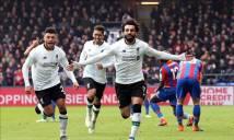 3 yếu tố làm nên cuộc lội ngược dòng của Liverpool trước Palace
