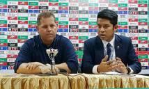 Sau từ chức, HLV Vitorino tố nhiều cầu thủ Campuchia nghiện Facebook, rủ nhau... đi nhậu trước khi ra sân