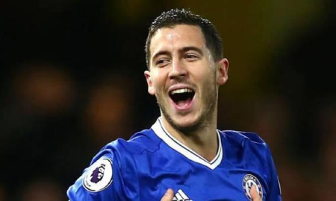 Chỉ cần Hazard vui, Chelsea sẽ có tất cả!