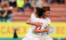 Công Phượng tỏa sáng, HAGL giành điểm đầu tiên tại V-League 2017