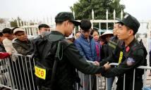 Siết chặt an ninh trước trận lượt về giữa Việt Nam - Indonesia