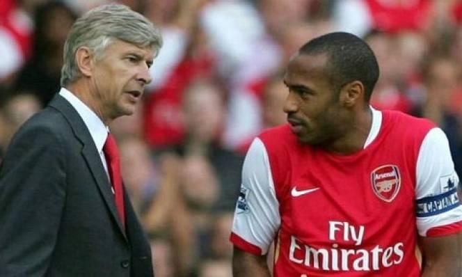 Thierry Henry xót xa thay cho Arsenal,