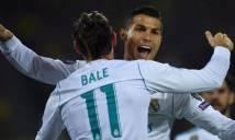 Ronaldo - 'ác mộng' có thật của các đội bóng nước Đức