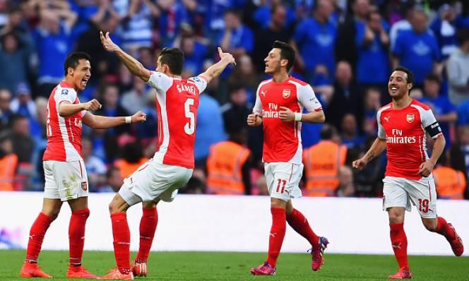 Arsenal đá 5 trận trong chuyến du đấu mùa hè này