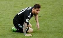 Messi không thể trả lời Ronaldo trong ngày Argentina bị cầm hòa