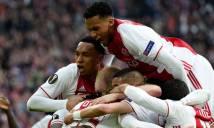 Thắng đậm trên sân nhà, Ajax tiến một bước dài đến chung kết Europa League