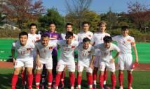 ĐT Việt Nam đại thắng Pocheon FC ở trận giao hữu cuối cùng tại Hàn Quốc