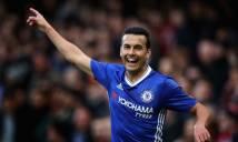 Pedro sắp có trận đấu thứ 100 trong màu áo Chelsea