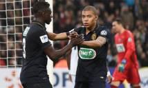 Cúp Quốc gia Pháp: PSG nhẹ nhàng đi tiếp, Monaco nhọc nhằn vượt ải Marseille
