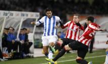 Athletic Bilbao vs Real Sociedad, 21h15 ngày 16/10: Không khoan nhượng