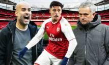 Điểm tin chuyển nhượng sáng 16/1: Lý do Sanchez bỏ Pep theo Mourinho