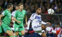 Lyon vs Saint Etienne, 01h45 ngày 03/10: Dớp sân khách